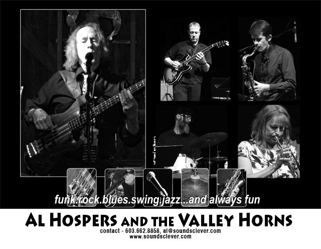 Sounds Clever & the Valley Horns